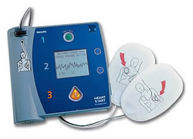 Image of Philips FR2 AED
